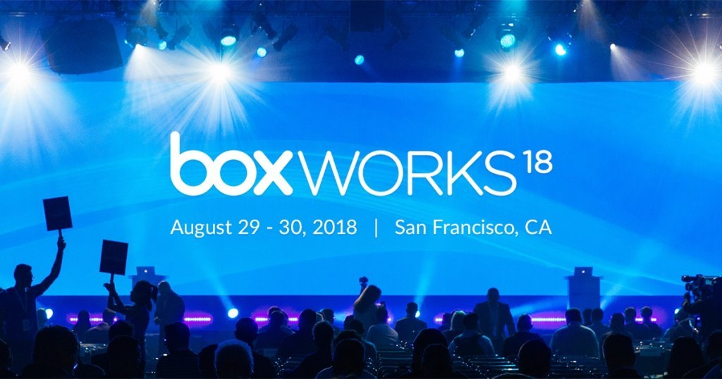 BoxWorks conference