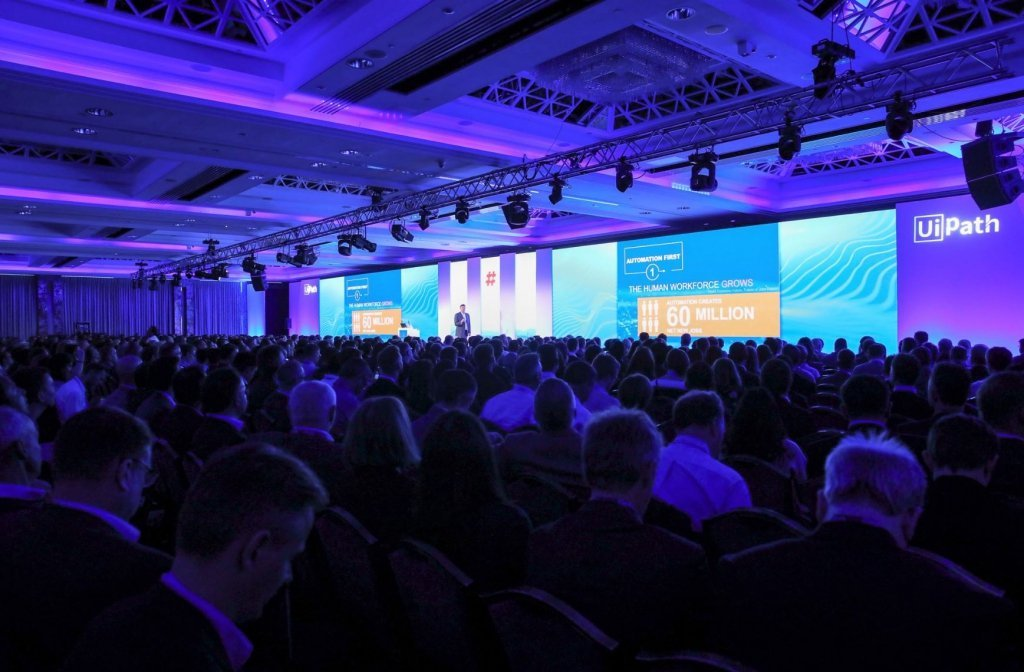 Rossum attends UiPath Forward EMEA Conference