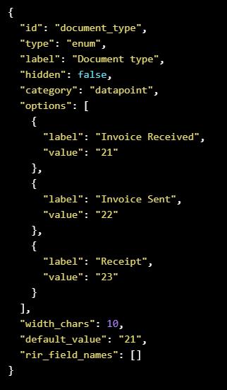 GL codes adding