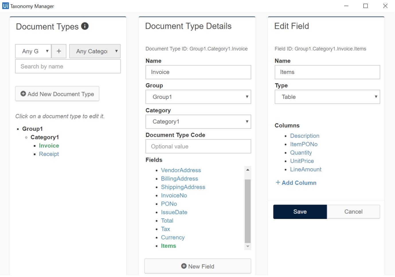 New Player in Data Capture: UiPath Invoice AI