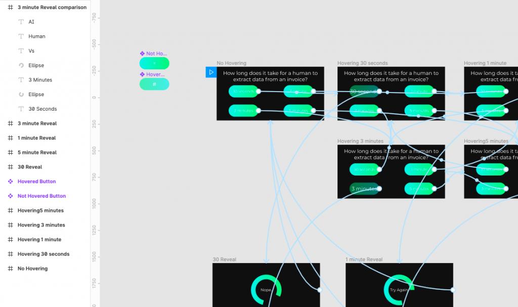 Internship reflects - graphics