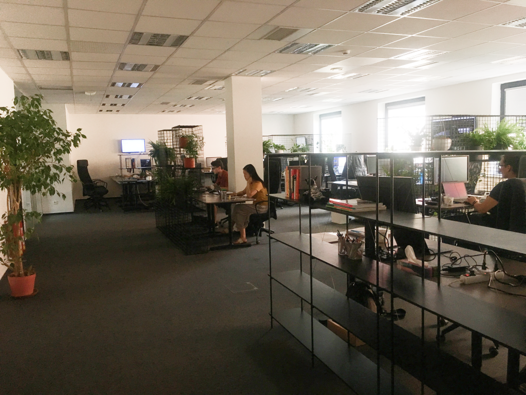 Rossum's new Prague office