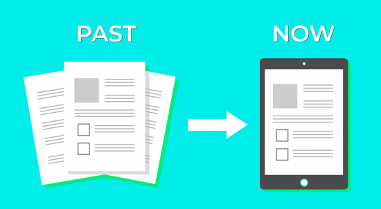 How invoice automation can help you create a paperless office