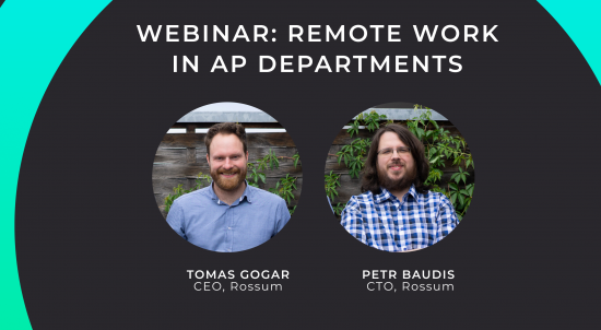 Webinar: Learn How Your AP Department Can Benefit from Remote Work