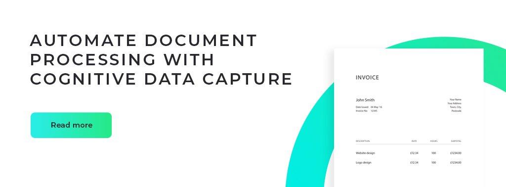 Cognitive Data Capture