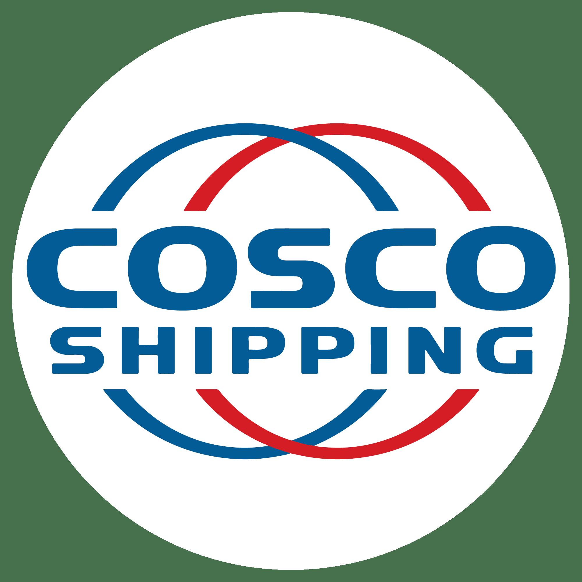 Cosco Shipping logo color