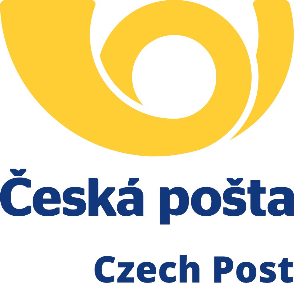 Czech post logo