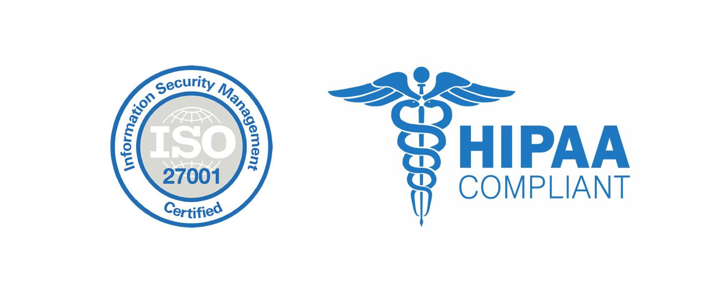 ISO and HIPAA